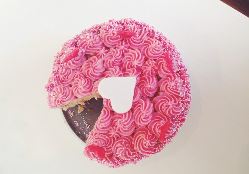 Buttercreme Rose ab 55 €